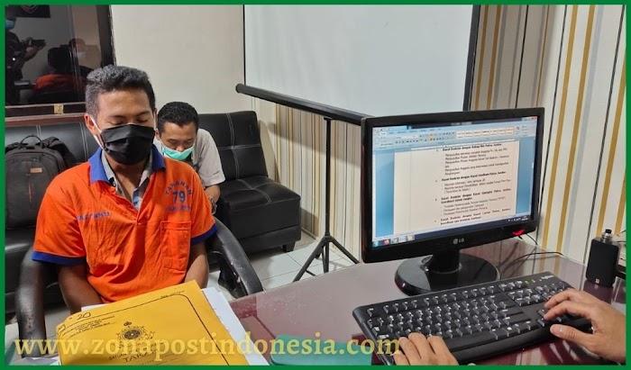 MS Pengedar Uang Palsu Berhasil Diamankan Unit Timur Resmob Polres Jember