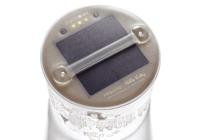 Tinuku.com MCM Japan released new model of M Powered LED lantern