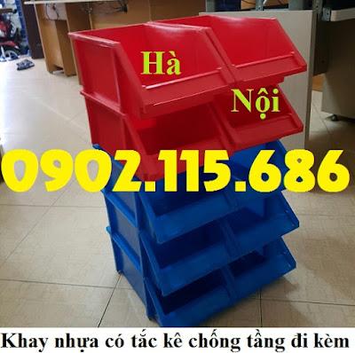 DC4 - Khay linh kiện, kệ dụng cụ, khay nhựa đựng linh kiện, khay linh kiện giá rẻ, khay đựng linh kiện nhựa,