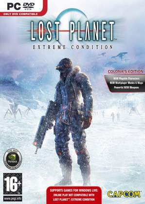 Lost Planet Extreme Condition Colonies [Full] Español [MEGA]