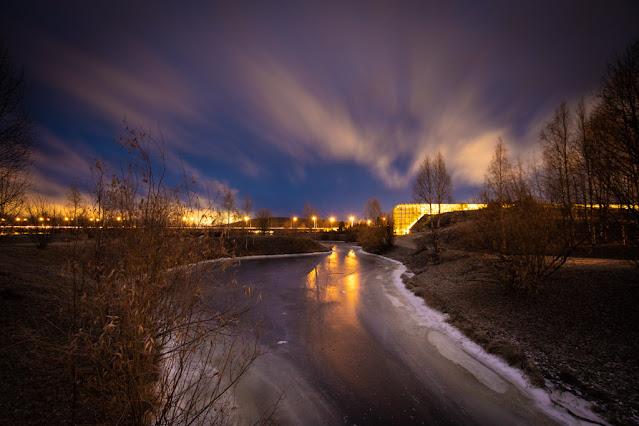 Arktikum park-Rovaniemi