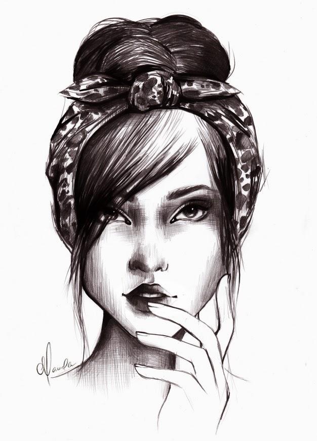 Desenhos Em Preto E Branco Tumblr