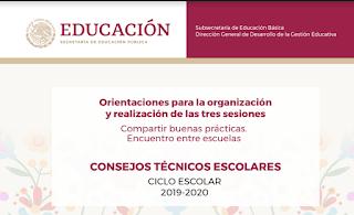 Orientaciones para la organización y realización de las tres sesiones Compartir buenas prácticas