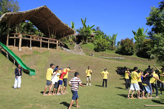 A Variety Facilities Of The Game In Warung Rekreasi Bedugul