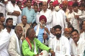 Gurjar Andolan,Gurjar Reservation,Kirodi Singh Baisla,Ashok Gehlot Government,गुर्जर समाज,गुर्जर आंदोलन,आंदोलन,अशोक गहलोत सरकार