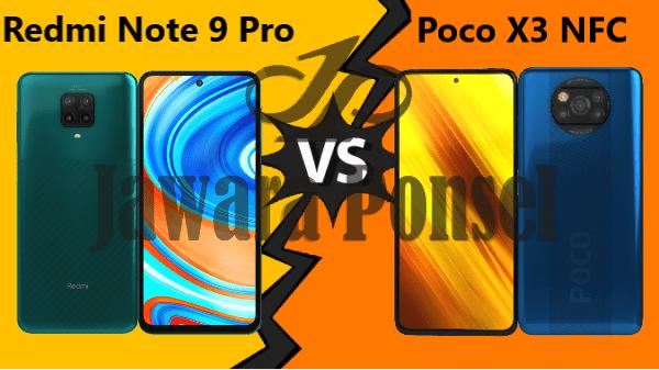 Perbandingan Redmi Note 9 Pro VS Poco X3 NFC