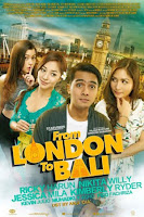 Sinopsis Film From London To Bali 2017
