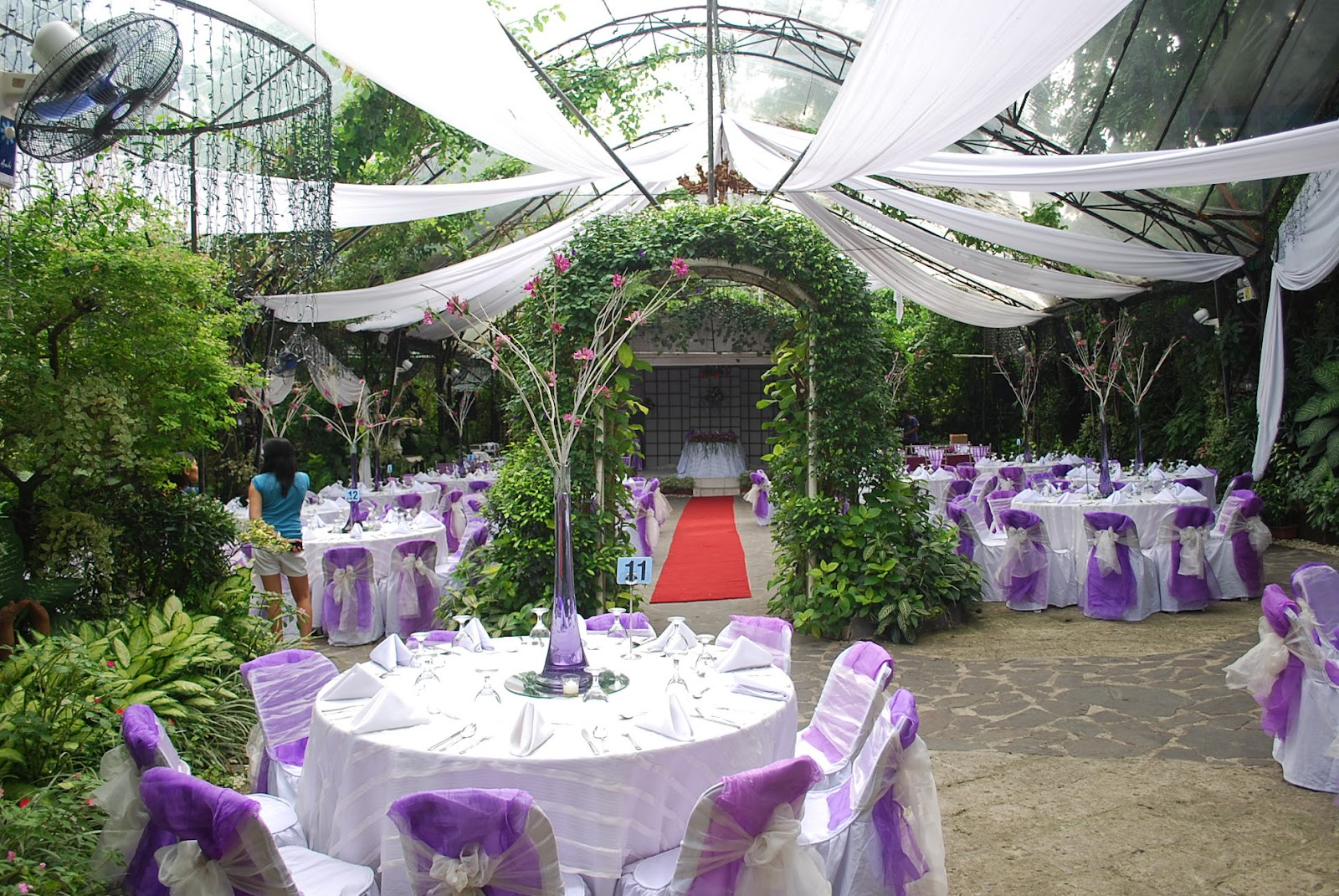 Garden Wedding Venues: Superwifey: Wedding Venue: Blue Gardens