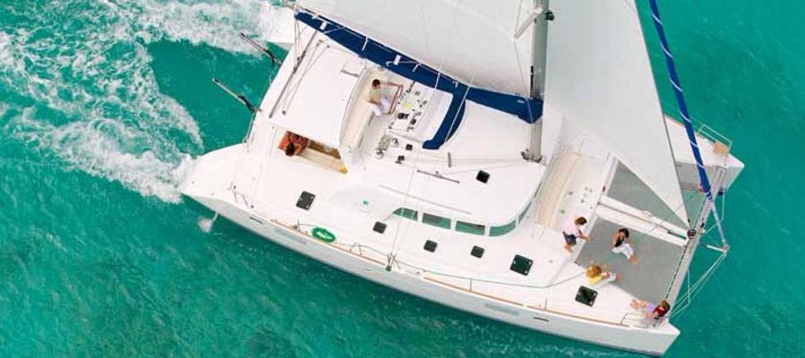 Puerto Vallarta yacht charters: 38 ft luxury Catamaran Yacht