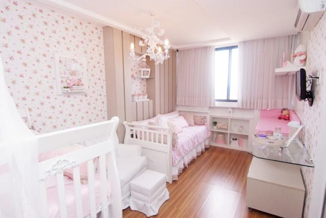 Dormitorios para bebes for Dormitorios para ninas