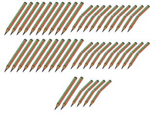 Jika toko buku memiliki 46 buah pensil dan 24 buah pensil patah www.jokowidodo-marufamin.com