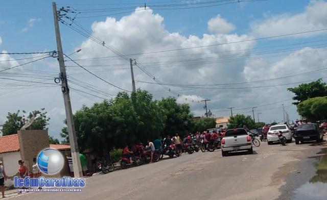 Ex-presidiário é morto a tiros na cidade de Governador Dix-Sept Rosado, RN