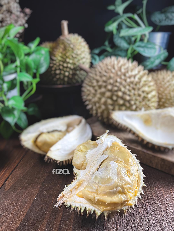 Buah Durian 4 Biji RM30