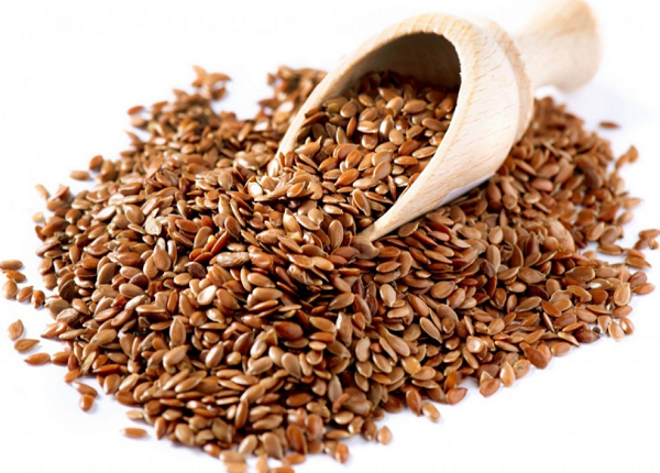 What are the benefits of flaxseed hair ?