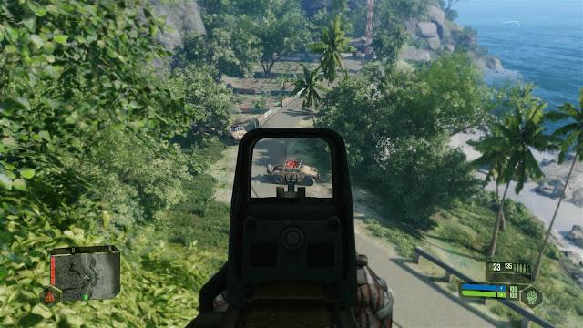 تحميل لعبة Crysis Remastered تورنت