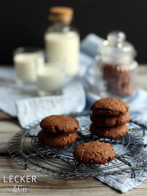 Chocolate, Cookies, Cookies, Chocolate, Schokoladenkekse, Schokolade, Kekse, Plätzchen, Süß, sweet, GEbäck