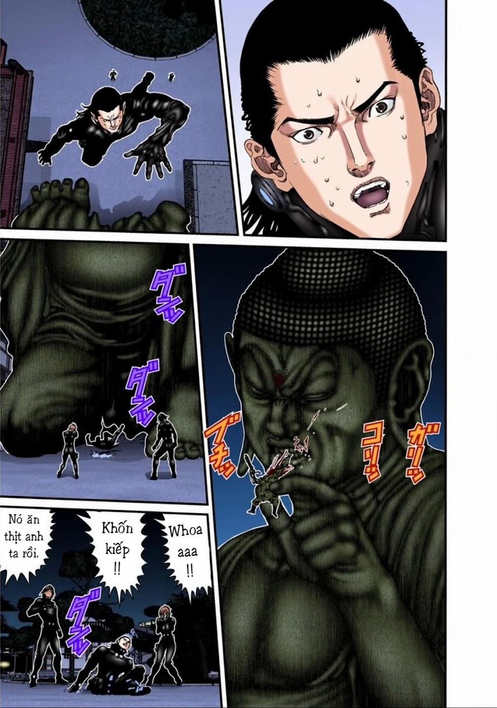 Gantz Chap 73: Bàn tay của quỷ trang 7