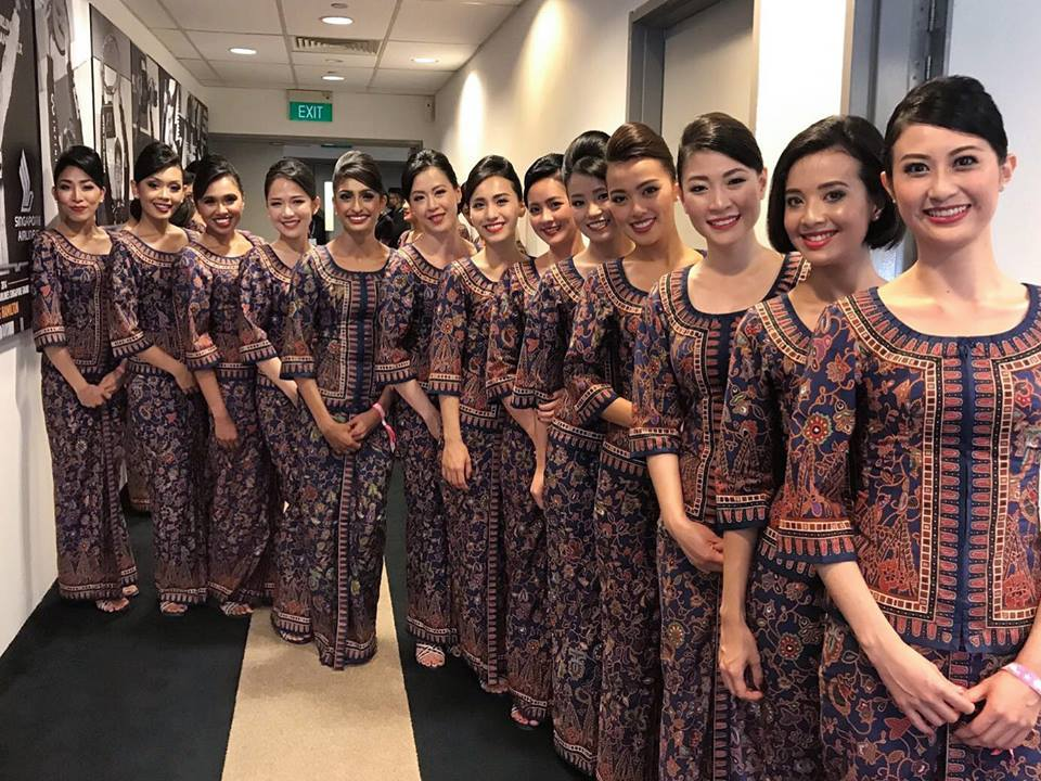 Dating singapore airlines stewardess pics