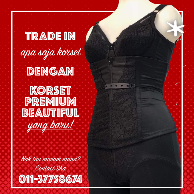 trade in korset premium beautiful