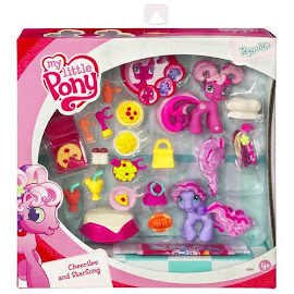 My Little Pony Cheerilee Pizza Night Accessory Playsets Ponyville Figure