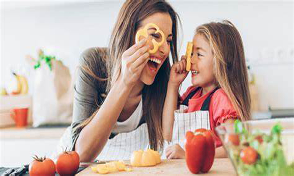 Parent's Behavior Linked With Their Child's Health