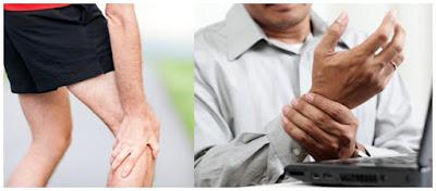 Cara Cepat Mengatasi Nyeri Otot Kaki Dan Tangan Secara Herbal