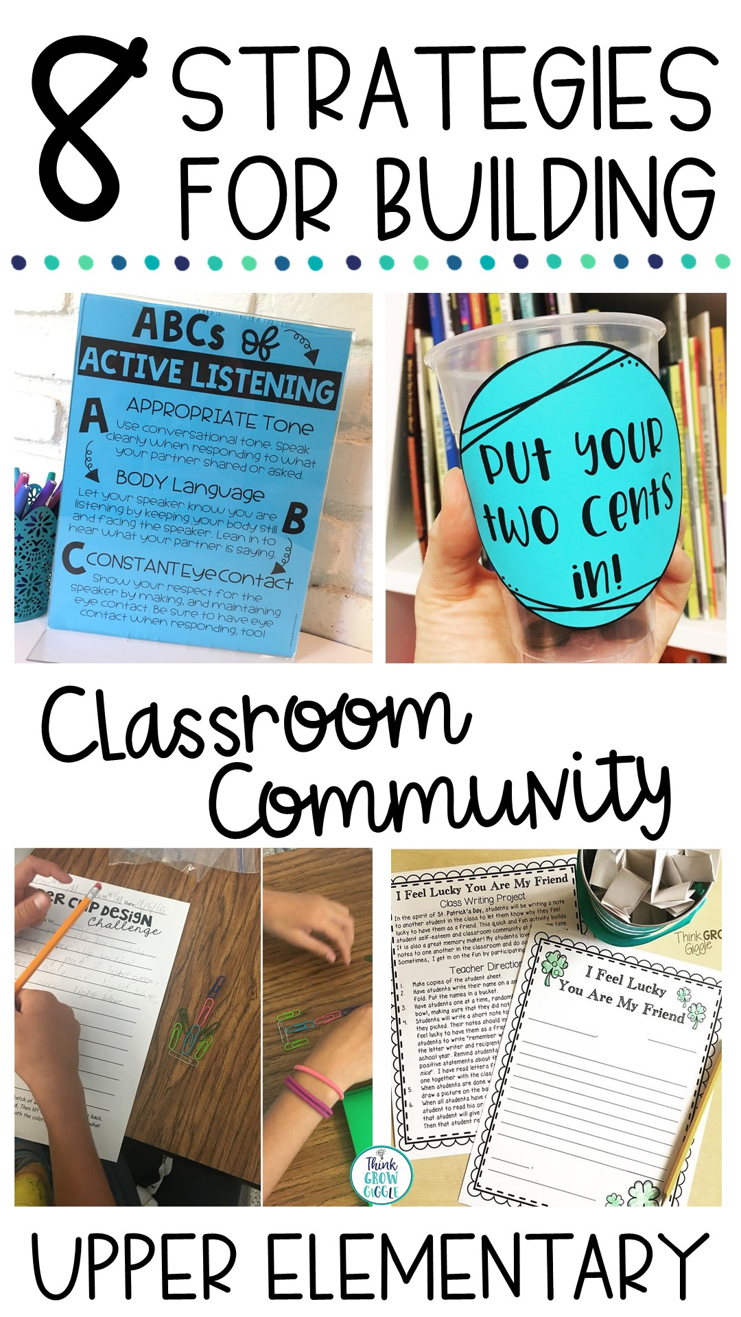 how to Build Classroom Community