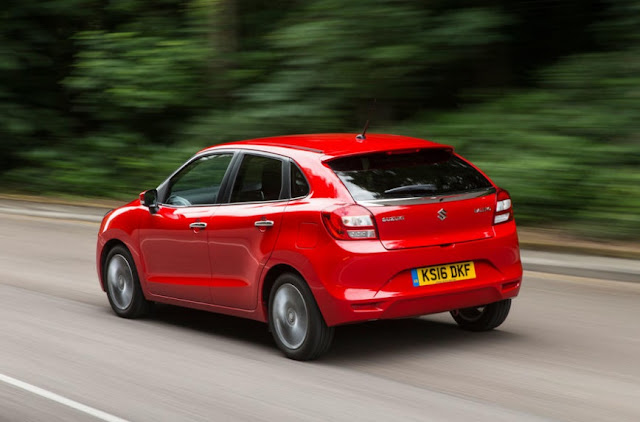 Most recent REVIEWS 2016 Suzuki Baleno