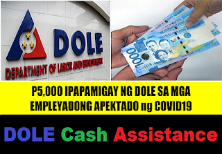 DOLE CASH ASSISTANCE