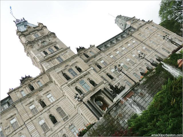 Edificio del Parlamento de Quebec