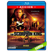 El rey escorpión (2002) Full HD 1080p Audio Dual Latino-Ingles
