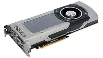 Nvidia GeForce GTX 980 Ti完全ドライバーのダウンロード