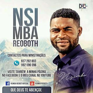 Nsimba Reoboth - És Maravilhoso Senhor (2019) Download  baixar Gratis Baixar Mp3 Novas Musicas  (2019)
