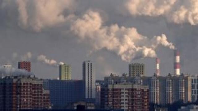 Νέο  ρεκόρ για τις παγκόσμιες εκπομπές διοξειδίου του άνθρακα