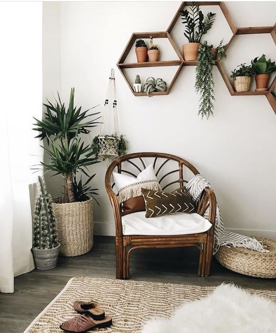 how to use boho style in your home