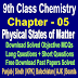 Physical States of Matter | Chemistry 9 Class Notes - Easy Notes