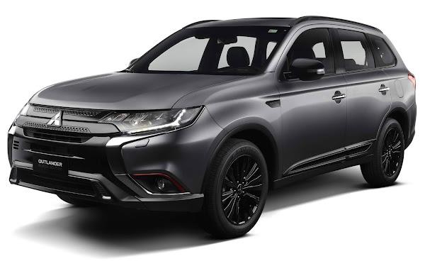 Mitsubishi Outlander Black Edition chega ao mercado: preço R$ 257.990