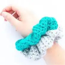 Moña Básica a Crochet