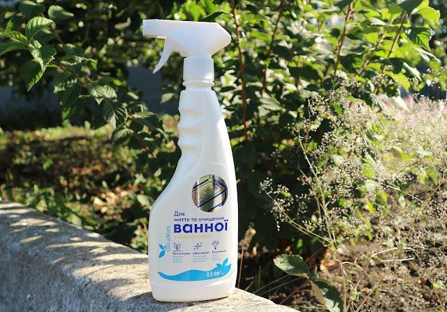 De La Mark Средство для уборки ванной с ароматом лимона