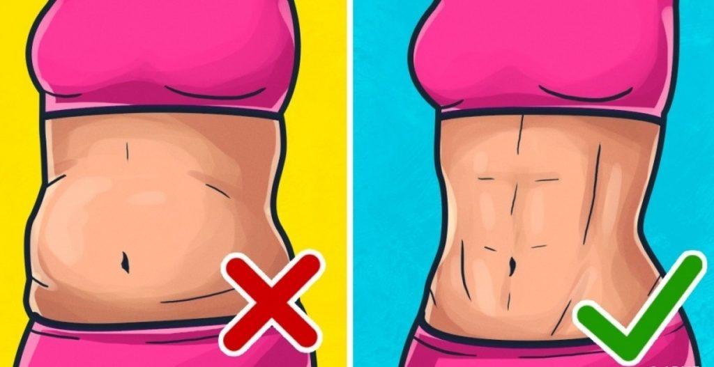 как побыстрей похудеть и убрать живот эпизод