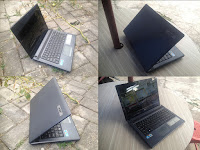 Laptop Acer Aspire 4739 core i3