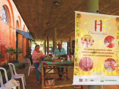 Grupo Cheiro do Mato expande produção e realiza palestras no SESC