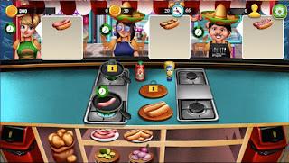 Jogar Cooking Madness online grátis jogo de comida