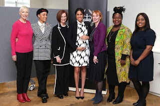 Panelists Women's Day Conference Kings College 2019