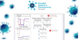 Favelas contra o Coronavírus - Simulador