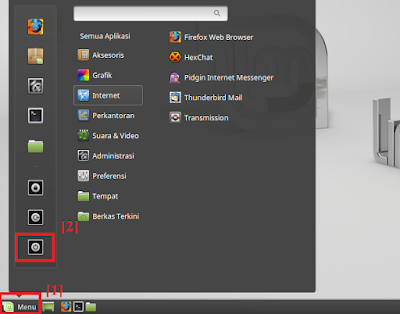Tahap Cara Instalasi Linux Mint Di Virtual Box