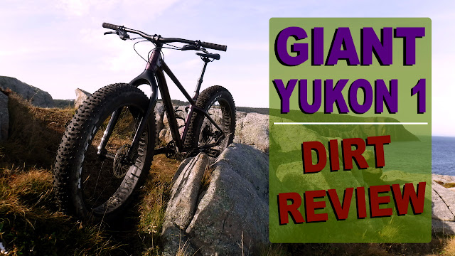 Fatbike Republic Giant Yukon 1 Review Fat Bike