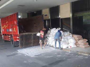Project pengerjaan Floor Hardener & Epoxy, Hermina Tower - Jakarta
