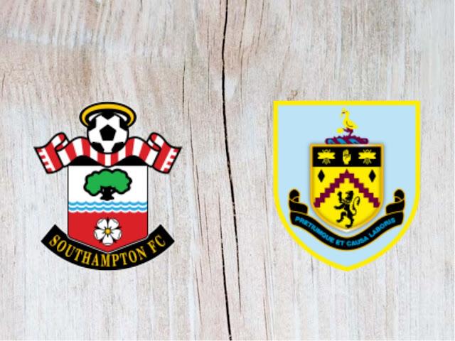 Southampton vs Burnley Full Match & Highlights - 12 August 2018