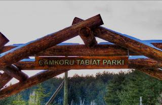 Çamkoru Tabiat Parkı